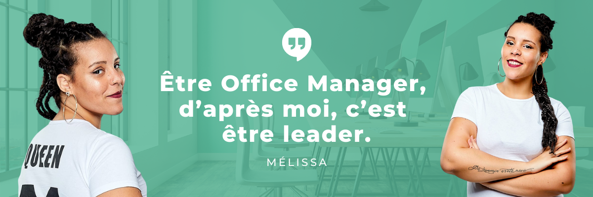 Mélissa Consultante QVT & Office Manager Freelance
